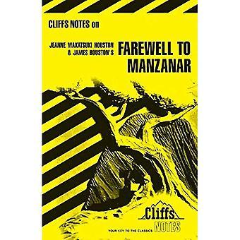 Farvel til Manzanar: Notes (Cliffs notater)