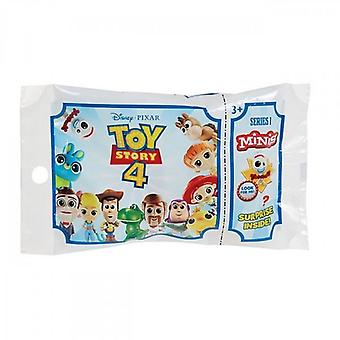 Toy Story 4 Minis Series 1 Blind Bag - One Supplied
