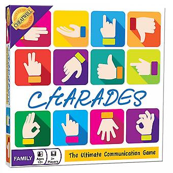 Cheatwell Games Charades Board Game