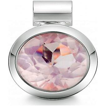 QUINN - قلادة - ألوان - فضة - أحجار كريمة - كوارتز وردي - 24836930