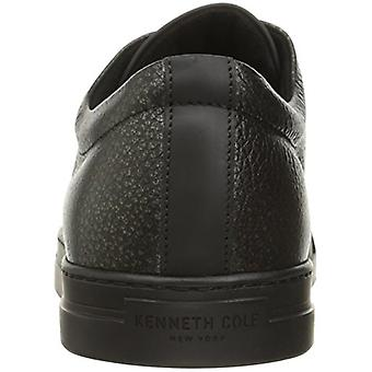 Kenneth Cole New York Mens Double talk 2 Low Top Lace Up Fashion Sneakers
