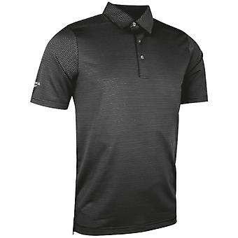 Glenmuir Mens Torrance Lightweight Golfing Polo Shirt