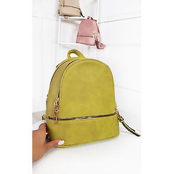 IKRUSH Womens Dora Faux Leather Backpack Bag