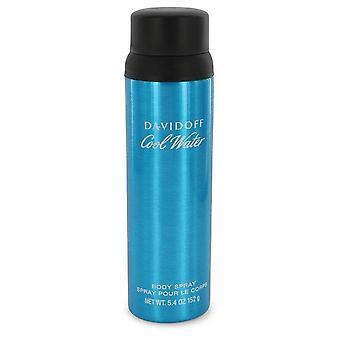 Cool water body spray by davidoff   458093 150 ml