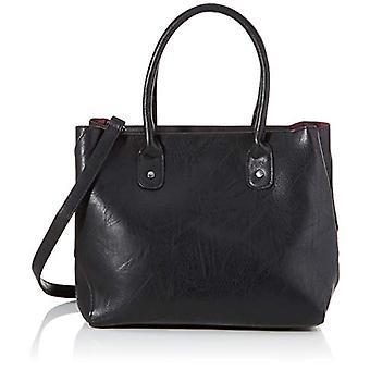 Rieker RiekerH1090-00WomenBlack Hand Bag (Black) 27x16x34 centimeters (B x H x T)