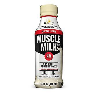 Muscle Milk Vanilla-( 414 Ml X 12 Bottles )
