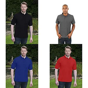 Absolulte Apparel Mens HydroFX Polyester Polo