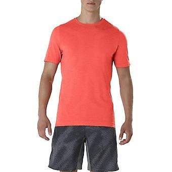 Asics Nahtlose Kurzarm Top 1552160698 läuft das ganze Jahr Herren T-shirt