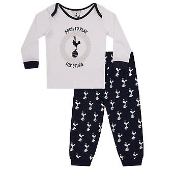 Tottenham Hotspur FC Hivatalos Futball Ajándék Boys Gyerekek Baby Pizsama