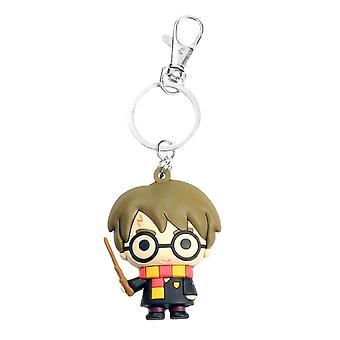 Harry Potter portachiavi Harry Potter in plastica, tra cui mini moschettone.