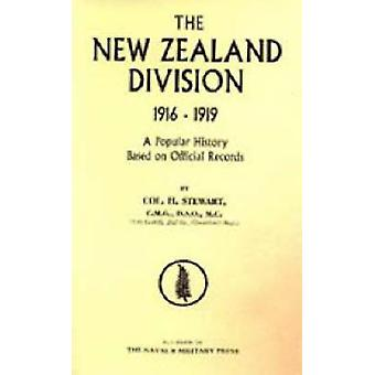 New Zealand Division 19161919. the New Zealanders in France by Col H. Stewart & H. Stewart