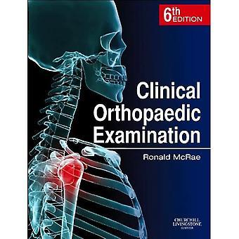 Clinical Orthopaedic Examination International Edition