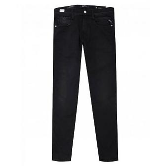 Replay Hyperflex Clouds Anbass Slim Fit Jeans