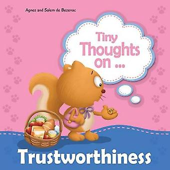 Tiny Thoughts on Trustworthiness How I feel when I steal by de Bezenac & Agnes