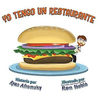 Yo Tengo Un Restaurante by Afromsky & Ryan