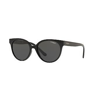 Vogue VO5246S W44/87 Black-Serigraphy/Grey Sunglasses