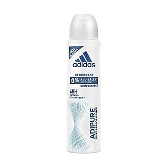 Spray Desodorante Mulher Adipure Adidas (150 ml)