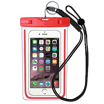 Waterproof Phone Bag Colorful 6 inches