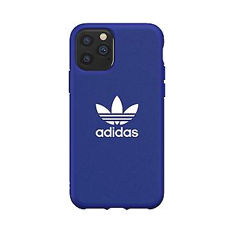 Adidas Coque Trefoil Snap Case iPhone 11 Pro - Blauw