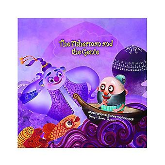 The Fisher Man and The Genie - Story Book by Gautam House - 9789382576