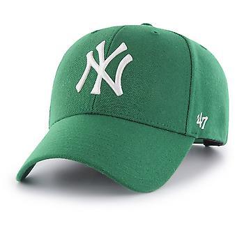 47 العلامة التجارية سنابباك كاب -- MLB نيويورك يانكيز كيلي الأخضر