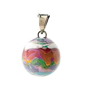BBSling VK 560 Bola Calls Angels Sound Pendant - Assorted Colors - 2.2 cm