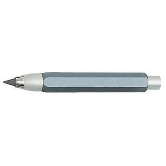 Worther compacte potlood & puntenslijper - grijs