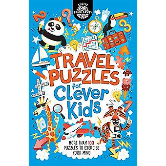 Travel Puzzles for Clever Kids by Gareth Moore - 9781780555638 Book