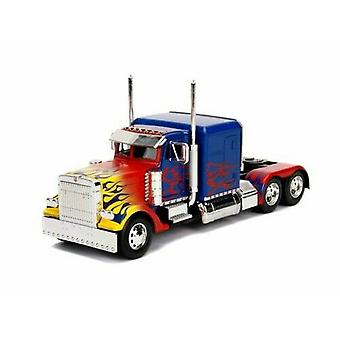 Transformers Optimus Prime T1 1:24 Hollywood Ride