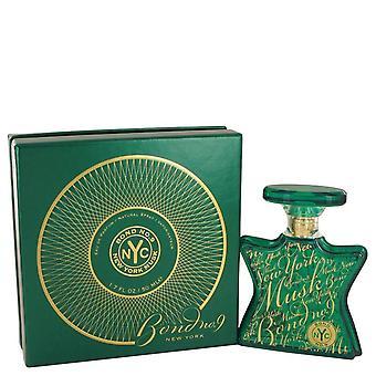 New York Musk Eau De Parfum Spray (Unisex) By Bond No. 9 1.7 oz Eau De Parfum Spray