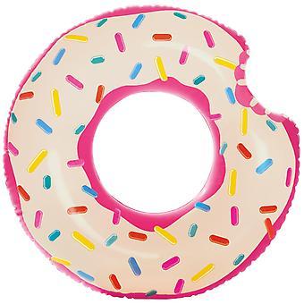 Opblaasbare Bathring, Intex - Roze Donut