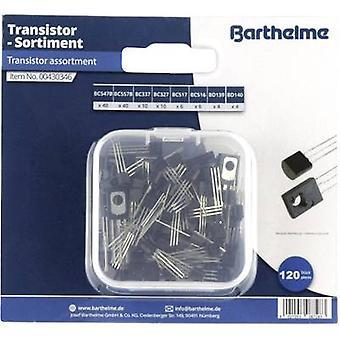Barthelme Transistor set 00430346
