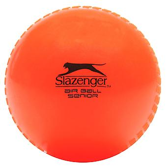 Slazenger Air Ball Orange Training Cricket Coaching Sport Garden Use