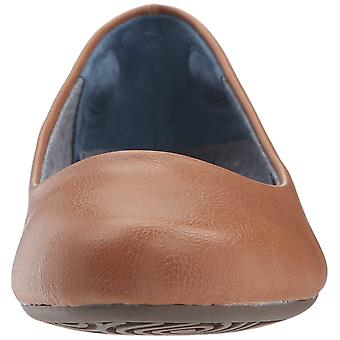 Dr. Scholl's Shoes Womens Friendly2 Closed Toe Ballet Flats
