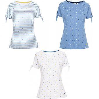 הסגת גבול נשים / נשים פנלופה חולצת טריקו