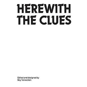 Herewith the Clues by Boy Vereecken - 9783956794421 Book