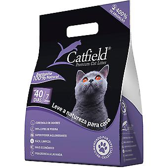 Catfield Bentonite Litter Lavanda (Cats , Grooming & Wellbeing , Cat Litter)