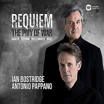 Bostridge*Ian / Pappano*Antonio - Requiem - Pity of War [CD] USA import