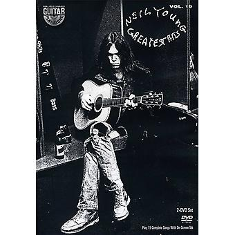 Guitar Play-Along-Neil Young [DVD] USA import