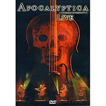 Apocalyptica - Live [DVD] USA import