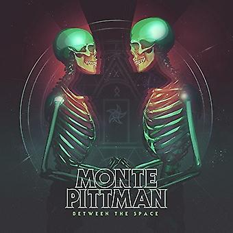 Monte Pittman - Between the Space [CD] USA import