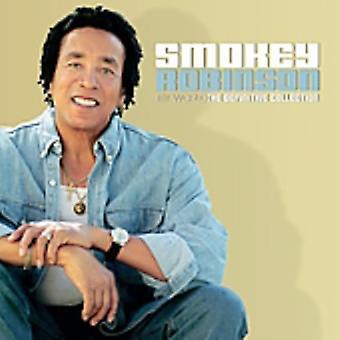 Smokey Robinson - Definitive Collection [CD] USA import