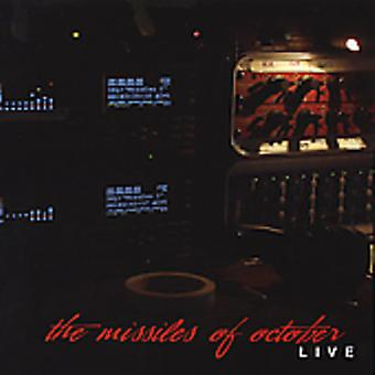Missiles of October - Live [CD] USA import