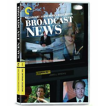 Broadcast News [DVD] USA import