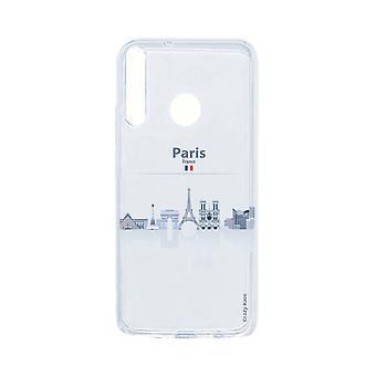 Hülle Für Huawei P40 Lite E Flexible Denkmäler Von Paris