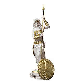 Ihmenainen Themyscira-patsaan prinsessa