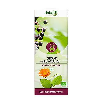 Organic smokers syrup 250 ml