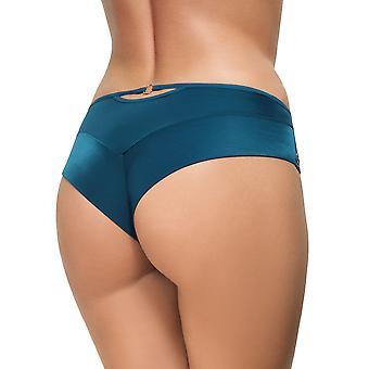 Gorsenia K572 Women's Karina Blue Brazilian Brief