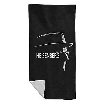 Heisenberg Walter White Breaking Bad Beach Handtuch