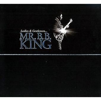 B.B. King - Ladies and Gent(2LP) [Vinyl] USA import